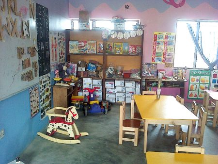 Early Childhood Centre at the Archbishop Taylor Memorial Primary School